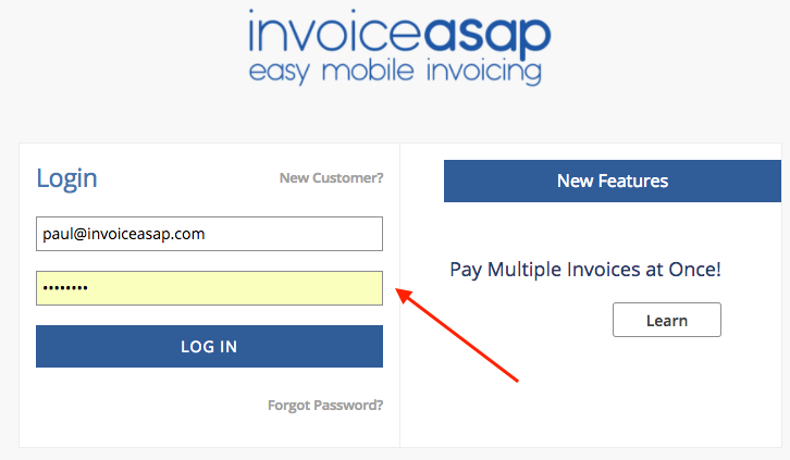 Step By Step Guide To Copy An Estimate To An Invoice On The Manage Account  Website